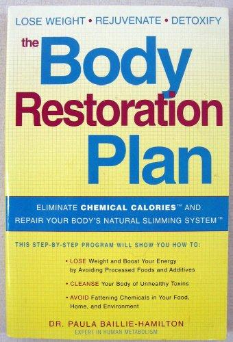 9781583331668: The Body Restoration Plan