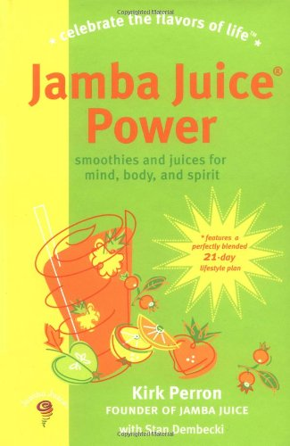 9781583331774: Jamba Juice Power