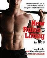 9781583334133: The New Rules of Lifting for Abs