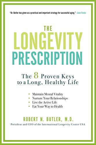 9781583334300: The Longevity Prescription: The 8 Proven Keys to a Long, Healthy Life
