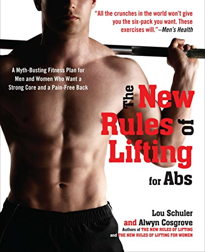 9781583334607: The New Rules of Lifting for Abs