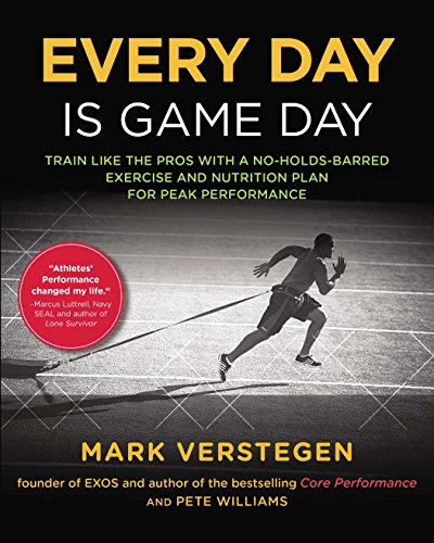 9781583335536: Every Day Is Game Day: Train Like the Pros With a No-Holds-Barred Exercise and Nutrition Plan for Peak Performance