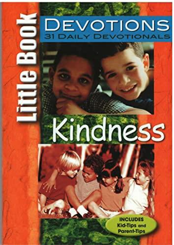 9781583341902: Little Book Devotions - 31 Daily Devotions - Kindness