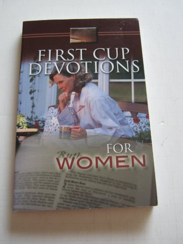 9781583342725: First Cup Devotions for Women