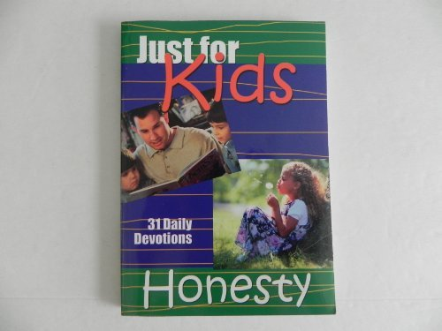 9781583343012: Just for Kids (31 Daily Devotions, Honesty)