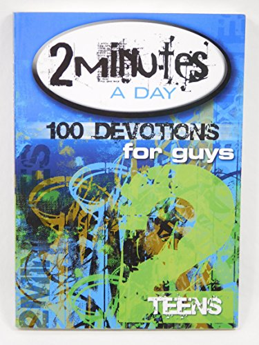 9781583343180: 2 Minutes a Day: 100 Devotions for Guys