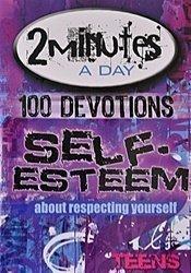 2 Minutes A Day 100 Devotions Self-Esteem: Family Christian Press