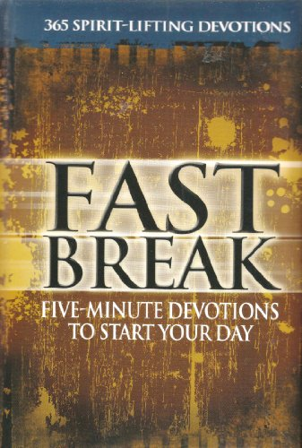FAST BREAK - 365 five minute Spirit: Parable