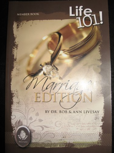 9781583344897: LIFE 101! MARRIAGE EDITION MEMBER BOOK