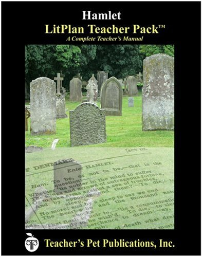 9781583370995: Hamlet LitPlan - A Novel Unit Teacher Guide With Daily Lesson Plans (LitPlans on CD)