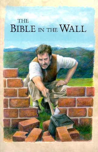 9781583390535: The Bible in the Wall