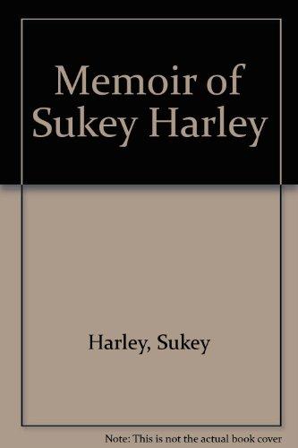 9781583391310: Memoir of Sukey Harley