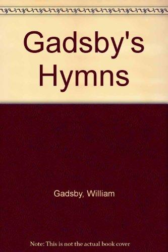 9781583391693: Gadsby's Hymns