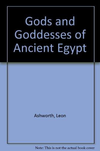 9781583401965: Gods and Goddesses of Ancient Egypt (Gods and Goddesses Series)