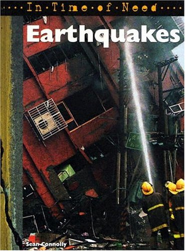 Earthquakes (In Time of Need): Sean Connolly