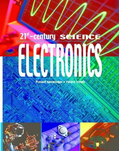 Electronics 9781583405062 Most of our 21st-century world relies on electronics. But how much do you know about it? This guide explores where science is going in the new century, as well as the interface between science and technology and the subsequent repercussions on our society.