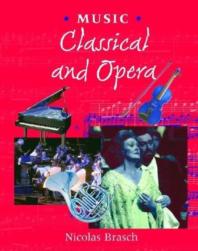 9781583405475: Music Classical and Opera (Music (Smart Apple Media))