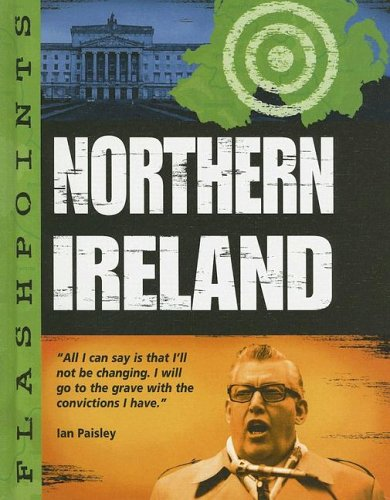 Northern Ireland (Flashpoints): Adams, Simon