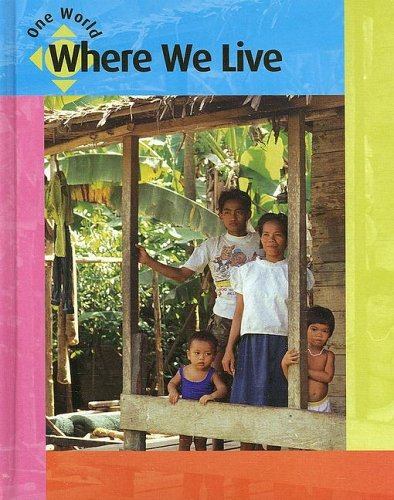 Where We Live (Hardback): Valerie Guin