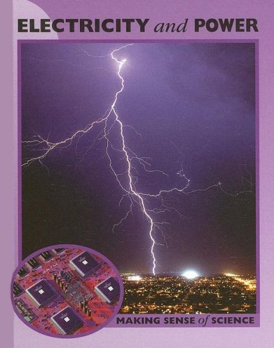 Electricity and Power (Making Sense of Science): Peter D. Riley