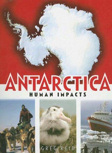 9781583407639: Human Impacts (Antarctica (Smart Apple Media))