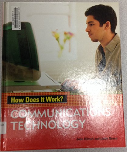9781583407967: Communications Technology (How Does It Work?)