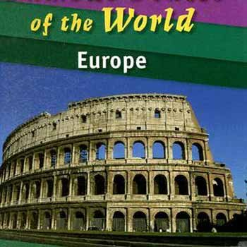 Europe (Famous Places of the World): Bateman, Helen, Denshire, Jayne
