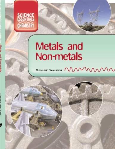 9781583408223: Metals and Nonmetals (Core Chemistry/Evans Brothers)