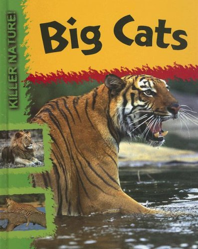 Big Cats (Killer Nature!): Huggins-Cooper, Lynn