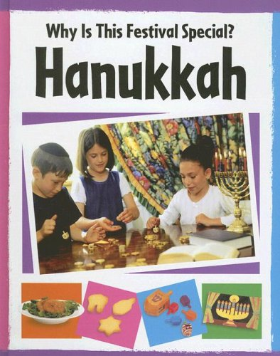 9781583409442: Hanukkah (Why Is This Festival Special)