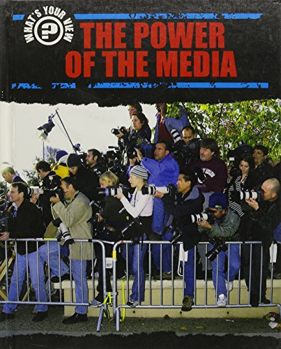 The Power of the Media (What's Your View): Adam Hibbert