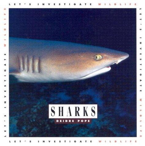 9781583411933: Sharks (Let's Investigate)