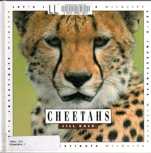 9781583412329: Cheetahs (Let's Investigate)