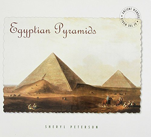 9781583413593: Egyptian Pyramids: Ancient Wonders of the World