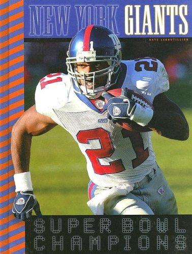 9781583413876: New York Giants