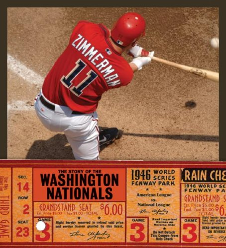 9781583415535: The Story of the Washington Nationals