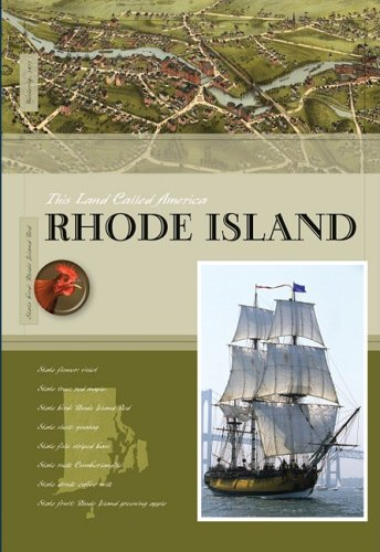 9781583417928: Rhode Island (This Land Called America)