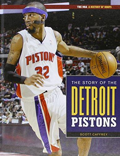 Detroit Pistons (NBA: A History of Hoops: Caffrey, Scott