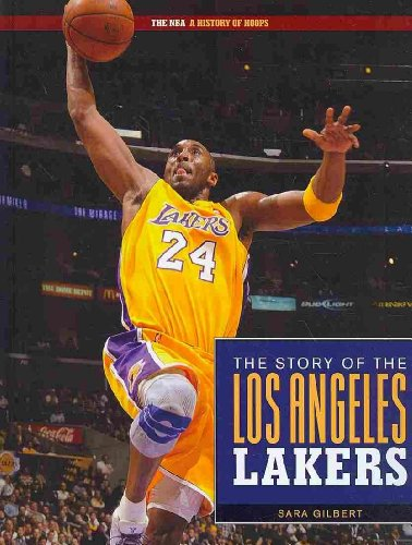 9781583419489: Los Angeles Lakers (NBA: A History of Hoops (Hardcover))