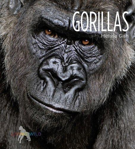 9781583419694: Gorillas (Living Wild)