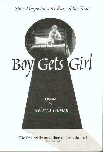 9781583420836: Boy Gets Girl: A Play in Two Acts