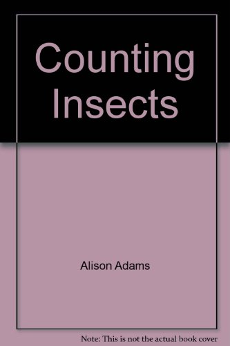 Counting Insects: Cathy French; Margie