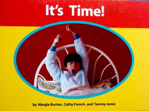 It's Time: Margie Burton; Cathy