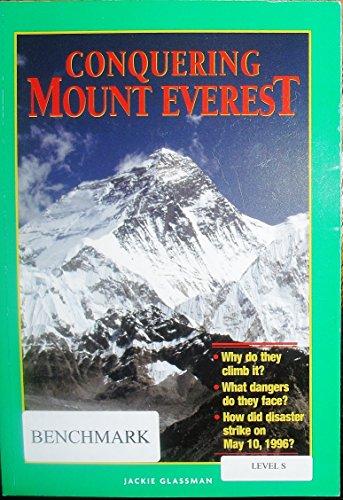 Conquering Mount Everest (Navigators social studies series): Glassman, Jackie