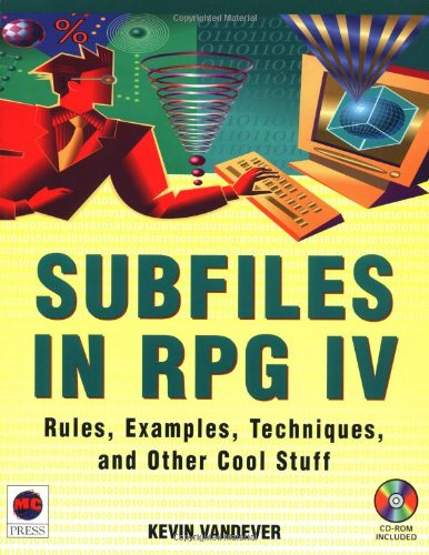 9781583470039: Subfiles in Rpg IV : Rules, Examples, Techniques & Other Cool Stuff