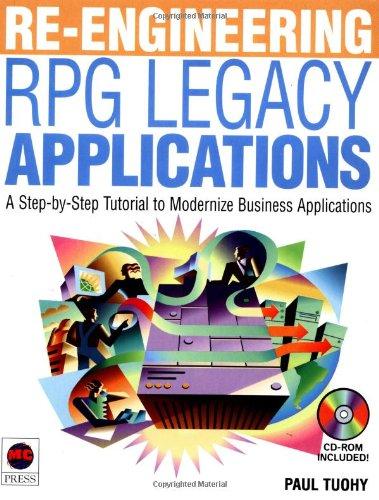 9781583470060: Re-engineering RPG Legacy Applications