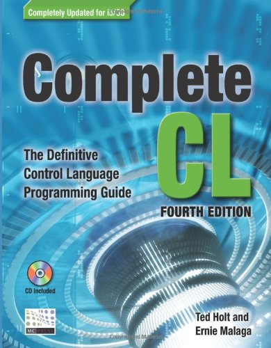 9781583470527: Complete CL: The Definitive Control language Programming Guide
