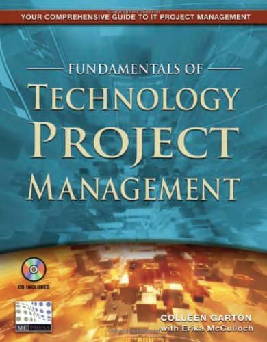 9781583470534: Fundamentals of Technology Project Management