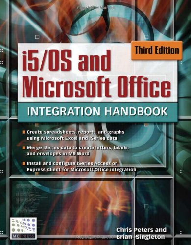 i5/OS and Microsoft Office Integration Handbook: Chris Peters
