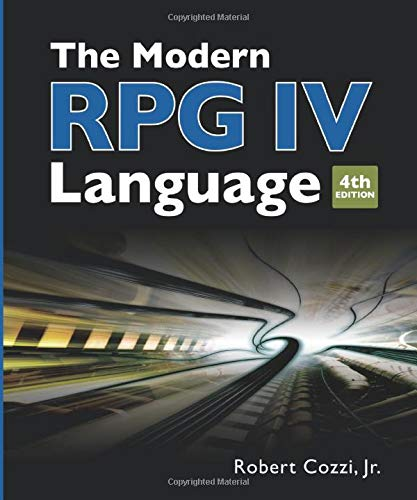9781583470640: The Modern RPG IV Language
